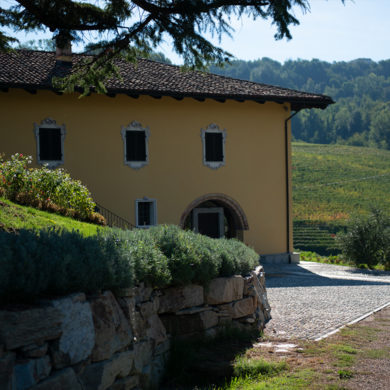 Novello, Italien: Paolo Sartirano hat mehr als 30 Jahre Erfahrung im Barolo-Anbau. Wir durften ihm unsere 14 Winzerview-Fragen stellen.