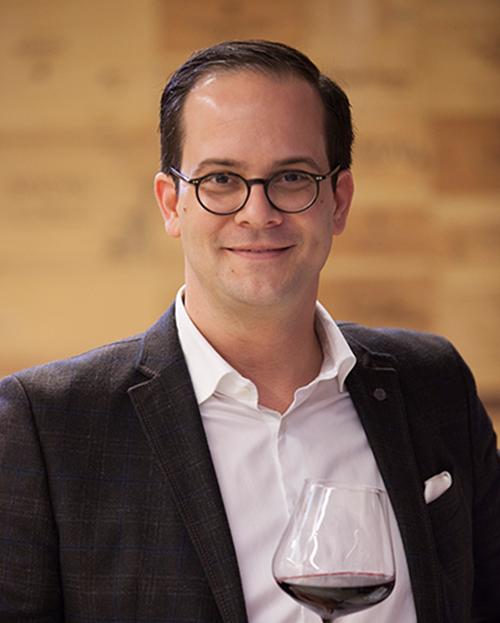 John-Philip Kautsch, Geschäftsführer von Silkes Weinkeller