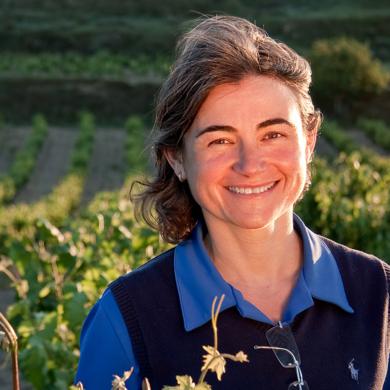María José López de Heredia von Vina Tondonia   Silkes Weinkeller