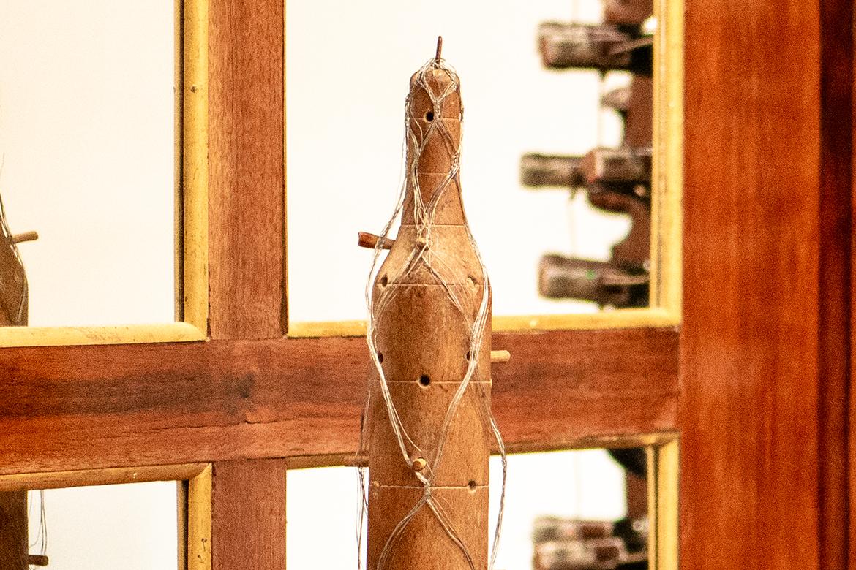 Das berühmte Flaschen-Netz von Vina Tondonia | Silkes Weinkeller