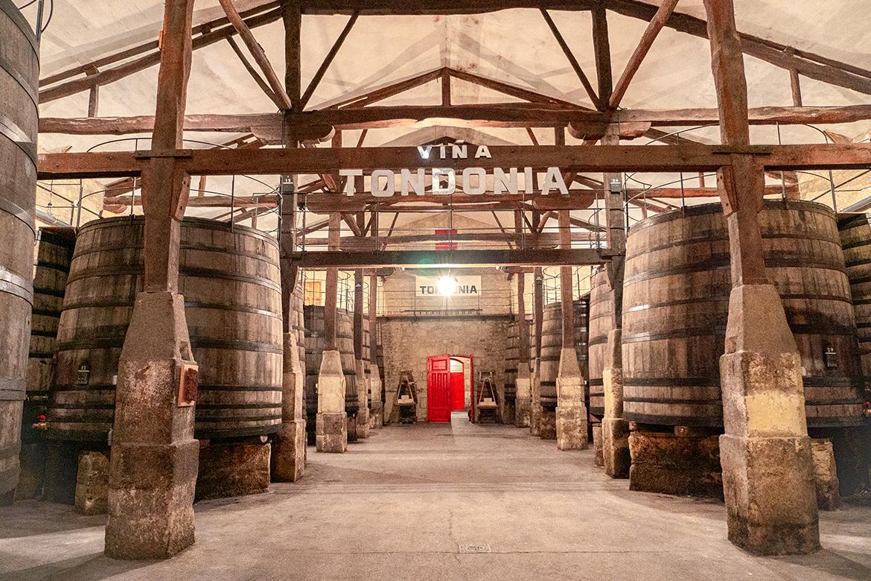 Teil der Weinsammlung von Vina Tondonia | Silkes Weinkeller