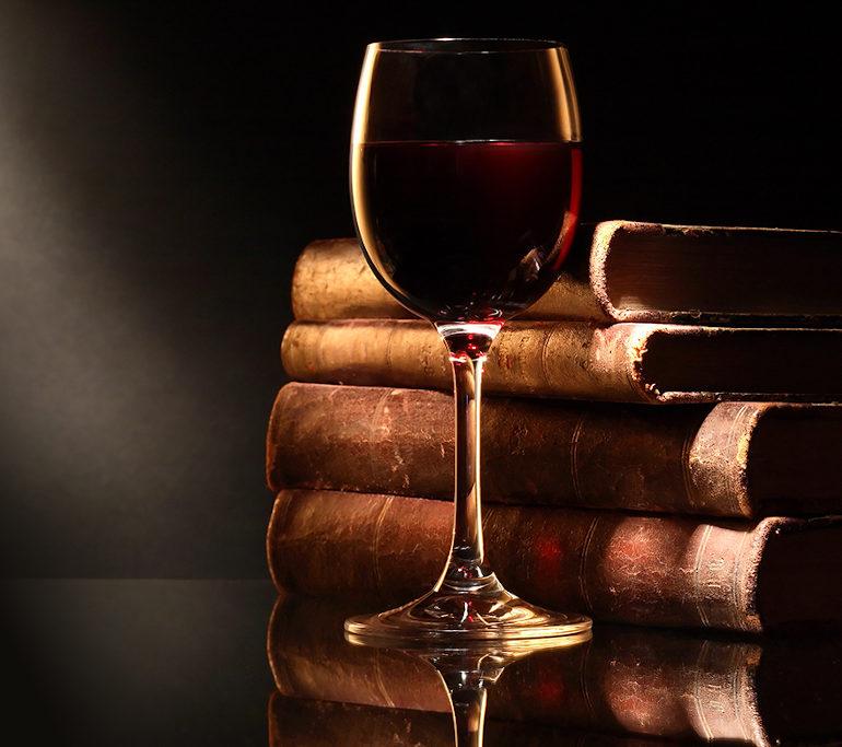 wein literatur silkes weinblatt | Silkes Weinblatt